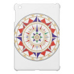 Wind Rose Compass Rose by Jorge de Aguiar in 1492 Cover For The iPad Mini