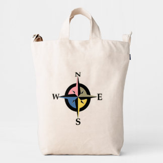 wind rose duck bag