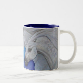 Wind Runners Two-Tone Coffee Mug