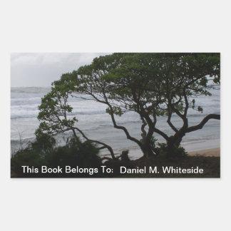 Wind & Sea CypressThis Book Belongs to Sticker
