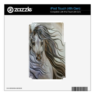 Wind Skin For iPod Touch 4G