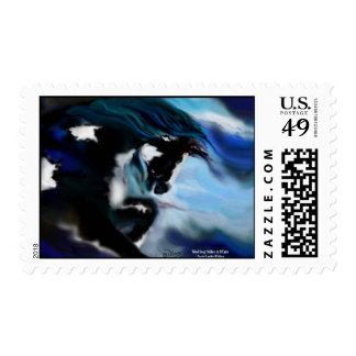 Wind Song Stallion Stamps