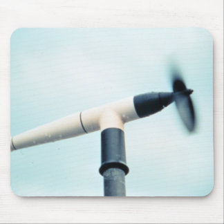 Wind Speed and Direction Instrument Mouse Pad