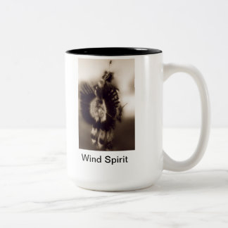 Wind Spirit /art on mugs