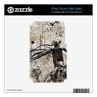 WIND SPIRIT iPod TOUCH 4G SKIN