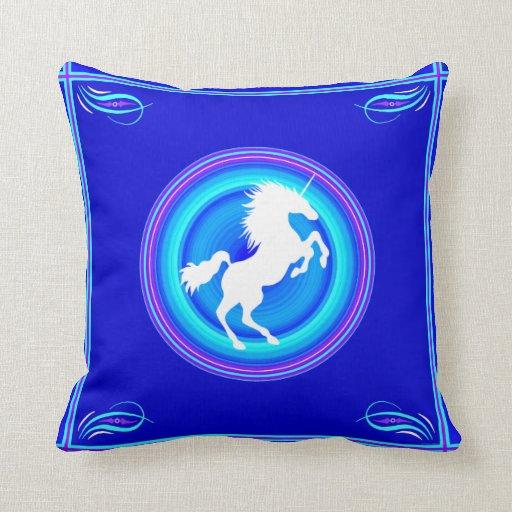 Wind Spirit Throw Pillow