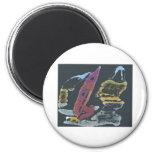 wind surfer2basic magnets