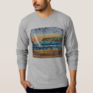 Wind Surfing Tramore T-Shirt