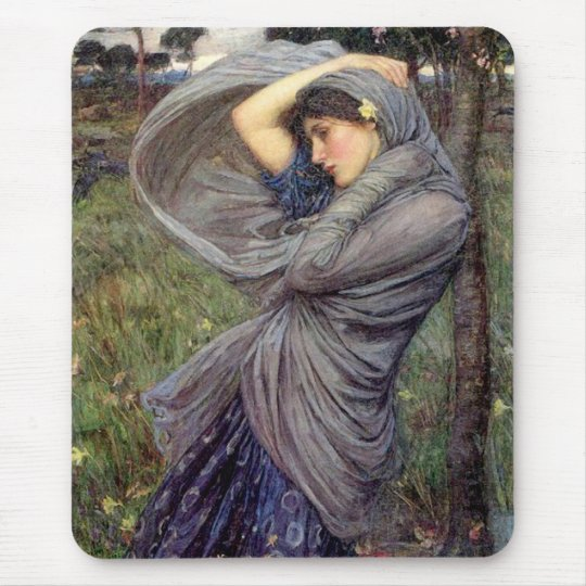 Wind Swept - Mouse Pad