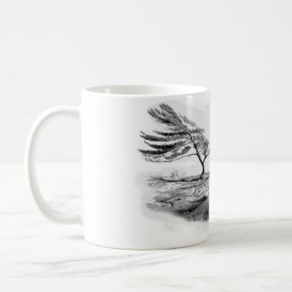 Wind Swept Pine-Georgian Bay Coffee Mug