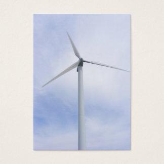 Wind Turbine ~ ATC Business Card