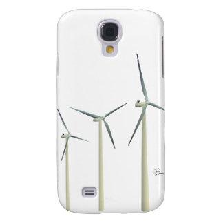 Wind Turbine Samsung Galaxy S4 Case