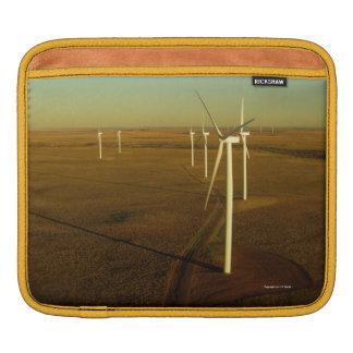 Wind Turbine iPad Sleeve 02-1