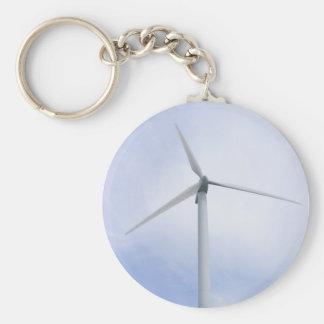 Wind Turbine ~ keychain