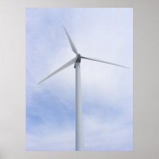 Wind Turbine ~ print