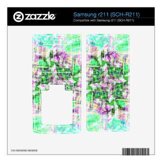 Wind Turbine Skin For Samsung R211