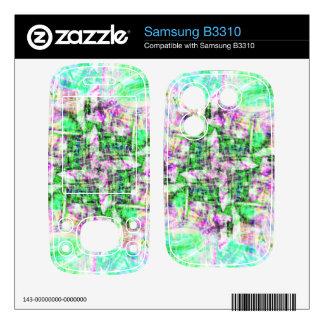 Wind Turbine Decal For Samsung B3310