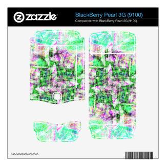 Wind Turbine BlackBerry Decal