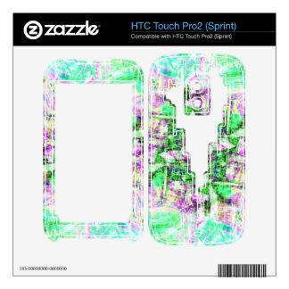 Wind Turbine HTC Touch Pro2 Skin