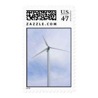 Wind Turbine ~ stamp