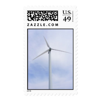 Wind Turbine ~ stamp