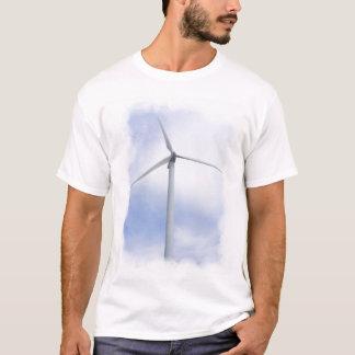 Wind Turbine ~ T T-Shirt