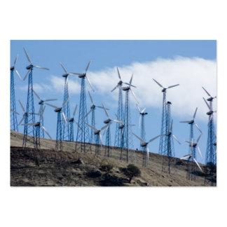 Wind Turbines Business Cards
