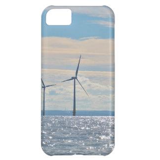 Wind Turbines iPhone 5C Cases