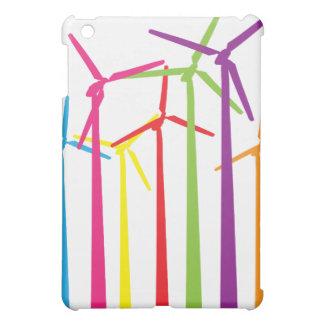 Wind Turbines iPad Case