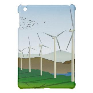 Wind Turbines iPad Mini Case