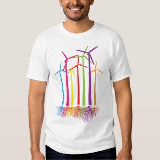 Wind Turbines Shirt