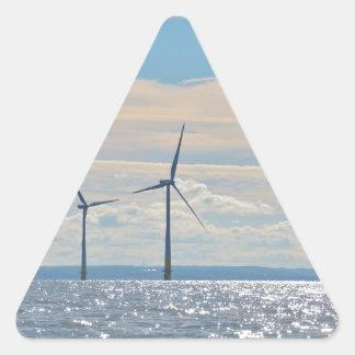 Wind Turbines Stickers