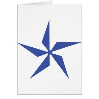 wind wheel icon card