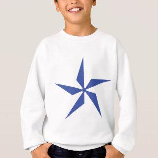 wind wheel icon sweatshirt