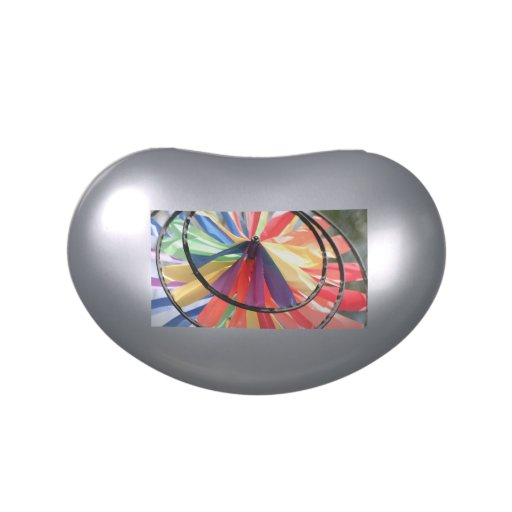 Wind Wheel Jelly Belly Tin
