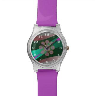 Wind Wrist Watch