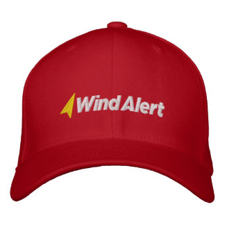 WindAlert Embroidered hat