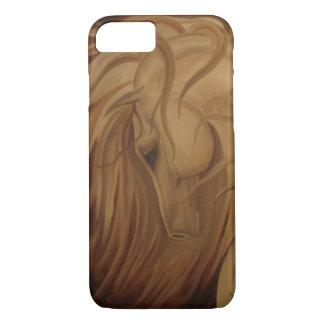 Windblown Classical Horse iPhone 8/7 Case