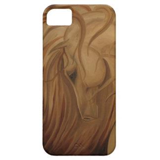 Windblown Classical Horse iPhone SE/5/5s Case