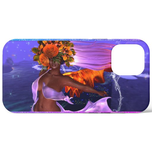 Windblown Fairy Meditating in the Moment iPhone 12 Pro Max Case