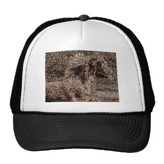Windblown Mane Trucker Hat