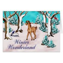 Winder Wonderland Card