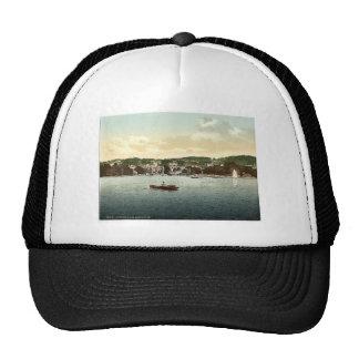Windermere, Bowness, de la encina del abedul, lago Gorra