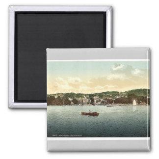 Windermere, Bowness, de la encina del abedul, lago Imanes Para Frigoríficos