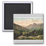 Windermere, Langdale Valley, Lake District, Englan Fridge Magnet
