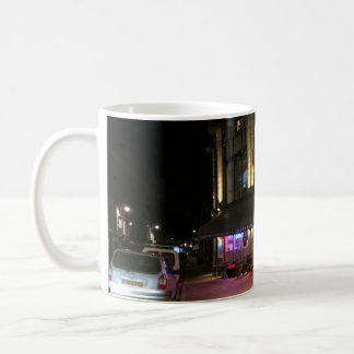 Windermere Night Scene Classic White Coffee Mug