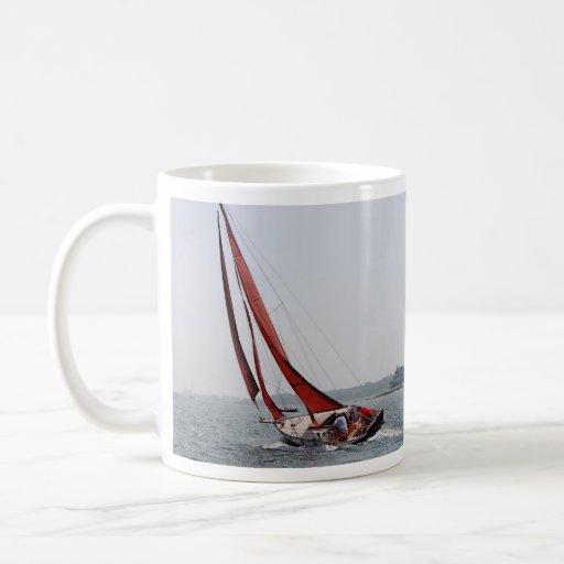 WINDFALL off Angelica Point Classic White Coffee Mug