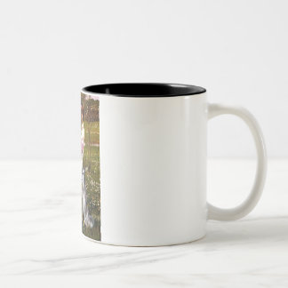 Windflowers - Alaskan Malamute Mugs