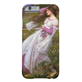 Windflowers by John Waterhouse Barely There iPhone 6 Case