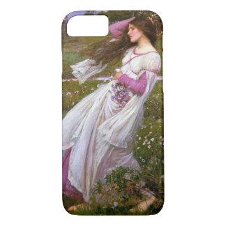 Windflowers by John Waterhouse iPhone 8/7 Case